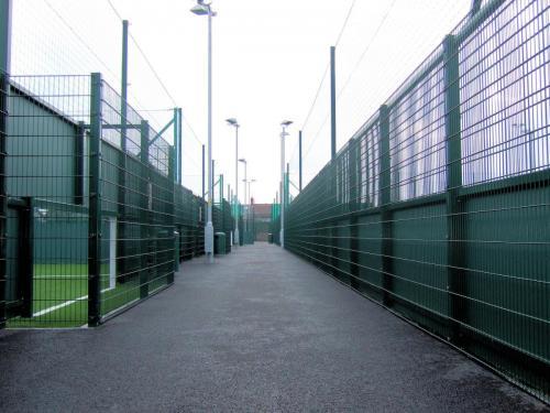 Lisburn Omniplex Ballstop